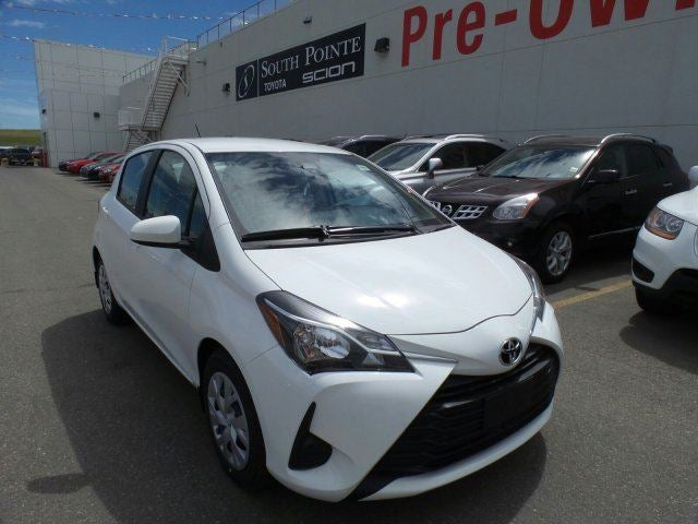 2018 toyota vitz. Simple Toyota 2018 Toyota Yaris Hatchback LE  Dealer Serving Calgary AB U2013 New And  Used Dealership Quarry Park Willow Mckenzie Towne With Toyota Vitz
