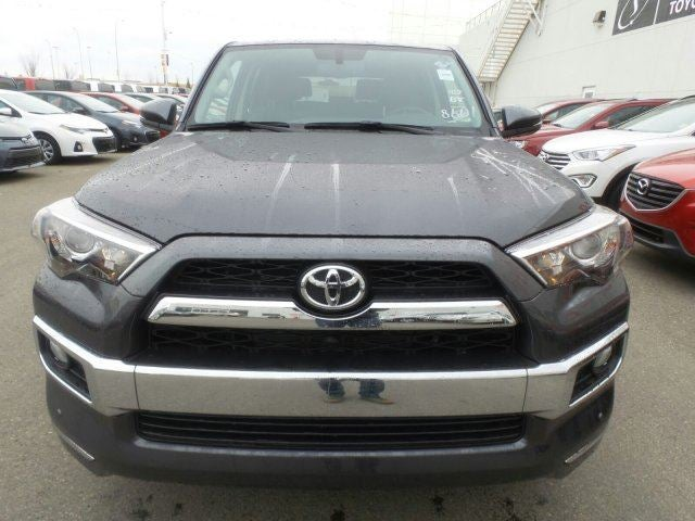 2018 toyota 4runner limited 7 passenger toyota dealer serving calgary ab new and used. Black Bedroom Furniture Sets. Home Design Ideas