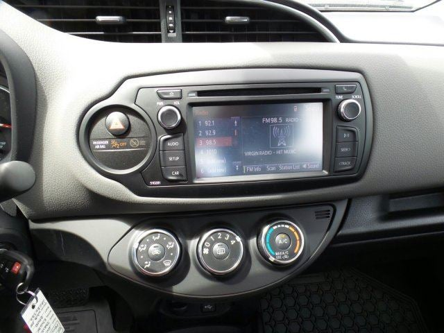 yaris express auto new toyota review front dynamic